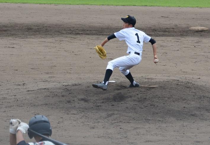常葉・元藤投手