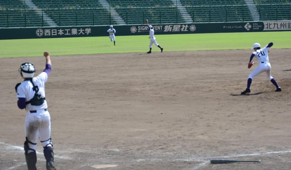 東福岡勝利の瞬間
